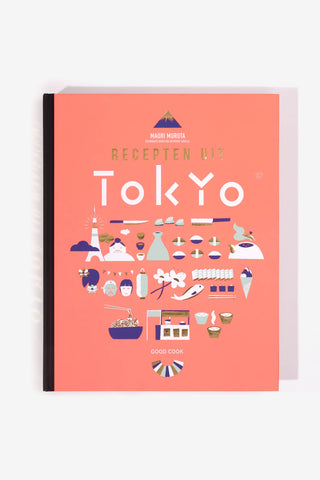 Recepten uit Tokyo, Books, Good Cook - Six and Sons