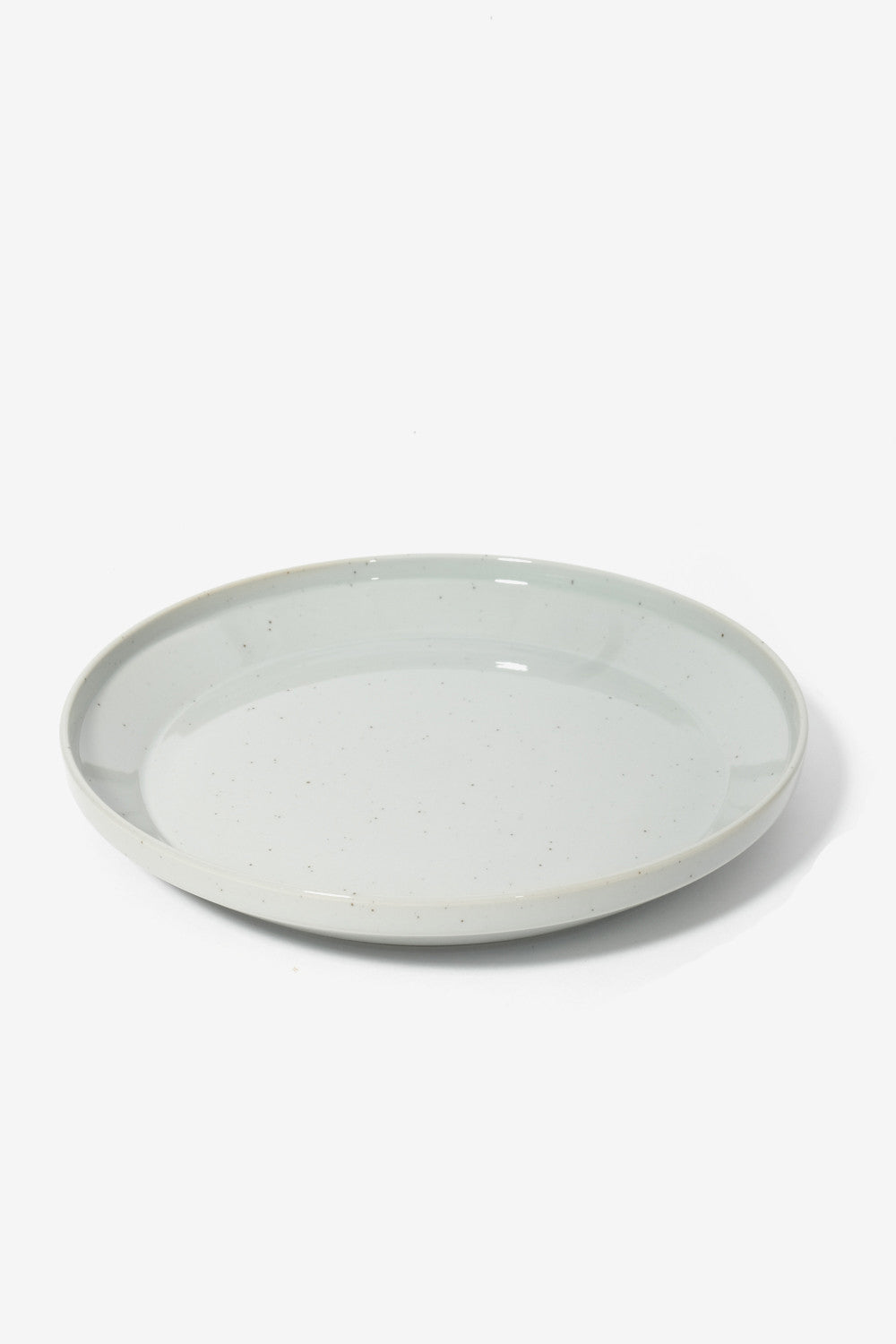 RIM Plate 240 mm Earth Gray, Tableware, Kinto - Six and Sons