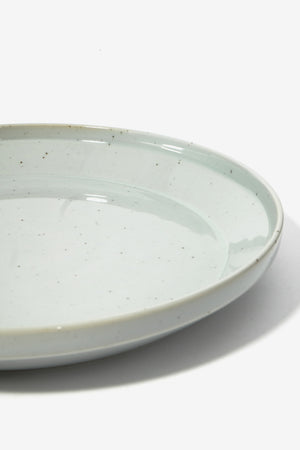 RIM Plate 205 mm Earth Gray, Tableware, Kinto - Six and Sons