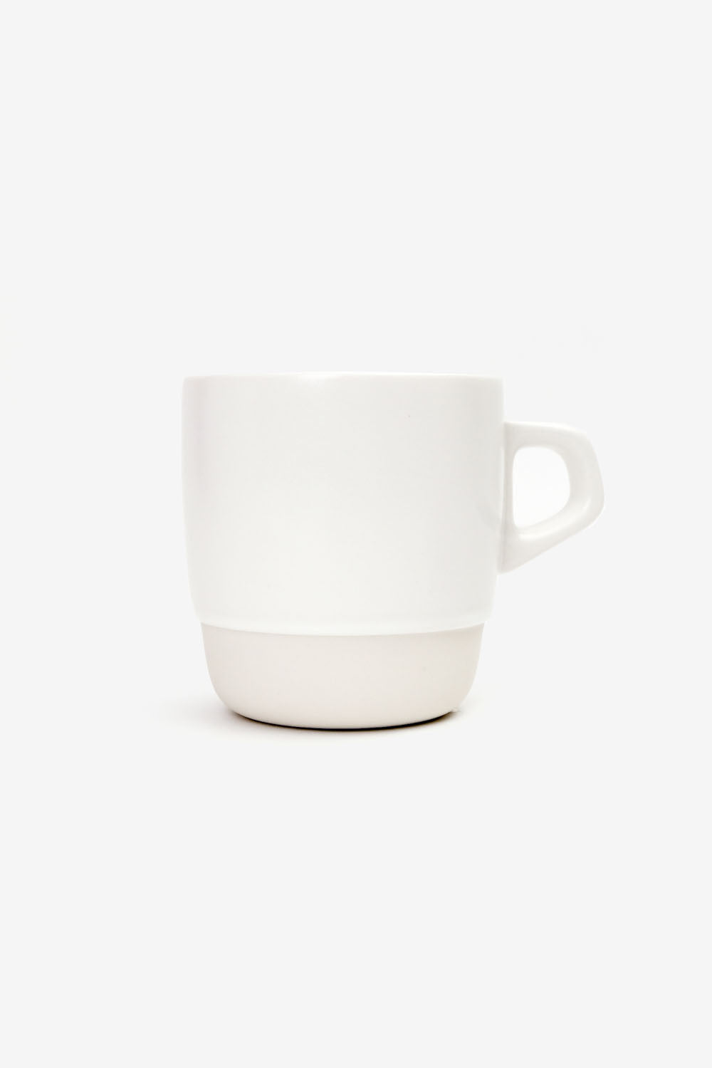 Stacking Mug White 320ml, Tableware, Kinto - Six and Sons