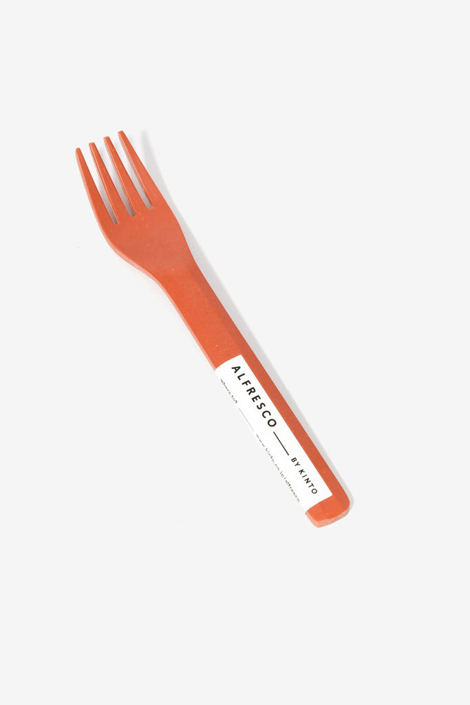 ALFRESCO Fork Red, Tableware, Kinto - Six and Sons