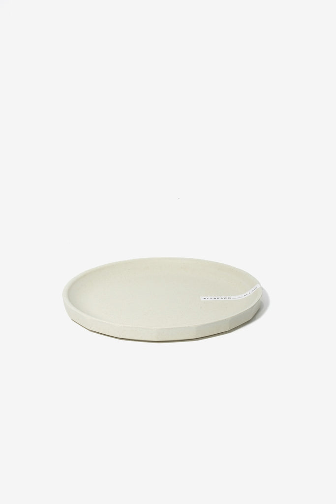 ALFRESCO Plate 190 mm Beige, Tableware, Kinto - Six and Sons