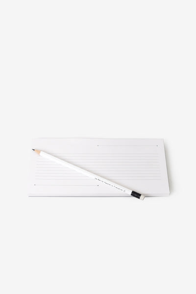 Writing Pad, Office, Petite Papeterie - Six and Sons