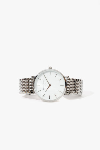 The Upper East Side White Pearl Gold, Watches, Rosefield - Six and Sons