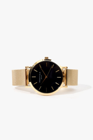 The Mercer Black Gold, Watches, Rosefield - Six and Sons