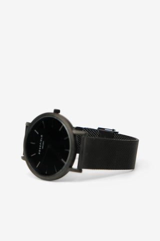 Mercer Black Black, Watches, Rosefield - Six and Sons