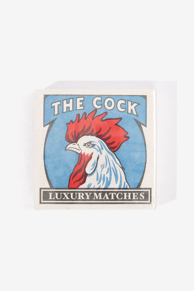 Safety Matches The Cock, Gifts, The Fine Matchbox Company - Six and Sons