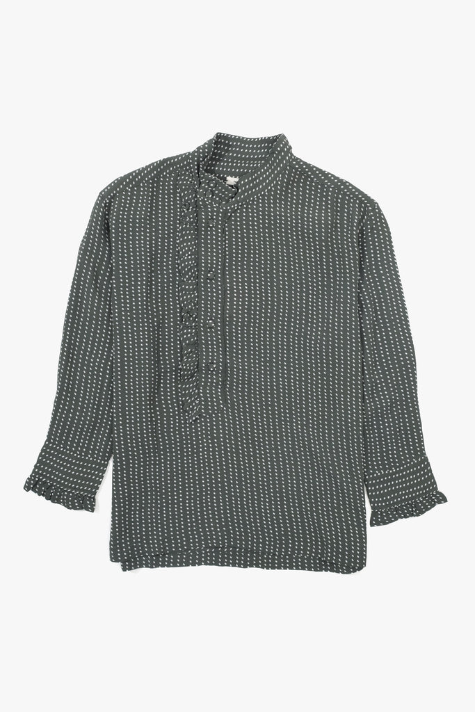 Nué Notes, Ellie Shirt Ponderosa Pine, Clothing Women, Nué Notes - Six and Sons