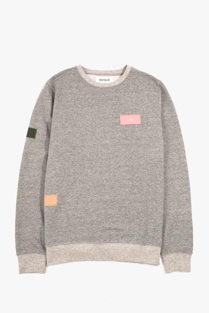 Patch Light Grey, Clothing Men, Ontour - Six and Sons