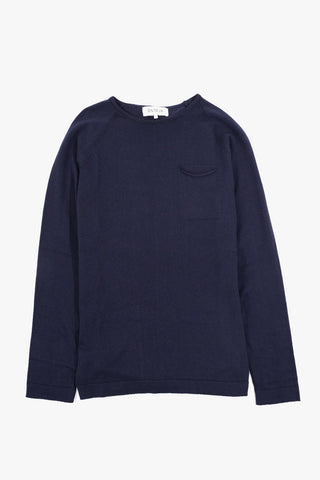 Port Blue Navy, Clothing Men, Ontour - Six and Sons
