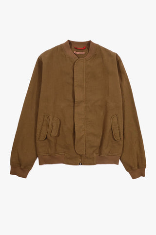 Bomber Blouson Kaki, Clothing Men, Homecore - Six and Sons