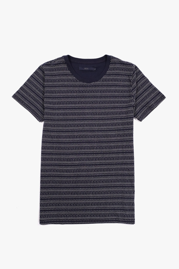 Bake T-Shirt Navy, Clothing Men, Suit - Six and Sons