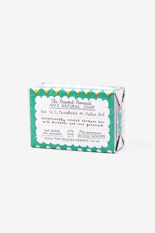 Natural Handmade Shampoo Soap Bar, Personal Care, The Printed Peanut LTD - Six and Sons