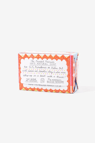 Natural Handmade Shaving Soap Bar, Personal Care, The Printed Peanut LTD - Six and Sons