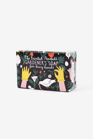 Natural Handmade Gardener's Soap Bar, Personal Care, The Printed Peanut LTD - Six and Sons