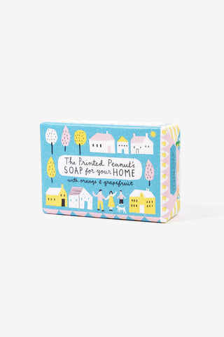 Natural Handmade Home Soap Bar, Personal Care, The Printed Peanut LTD - Six and Sons