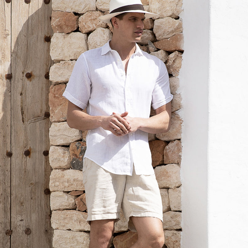 Burrow Linen Short