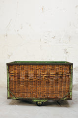 Vintage rotan trolley, Vintage, Vintage Finds - Six and Sons