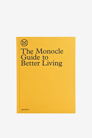 The Monocle Guide To Better Living, Books, LKG Gestalten - Six and Sons