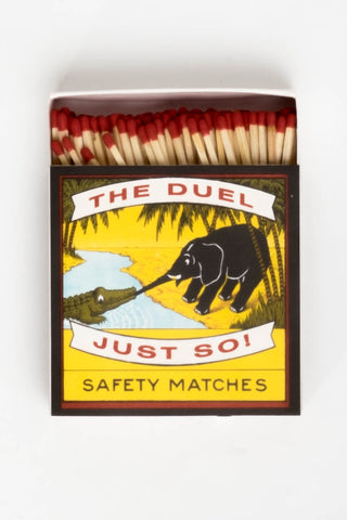 Safety Matches Just So, Gifts, The Fine Matchbox Company - Six and Sons