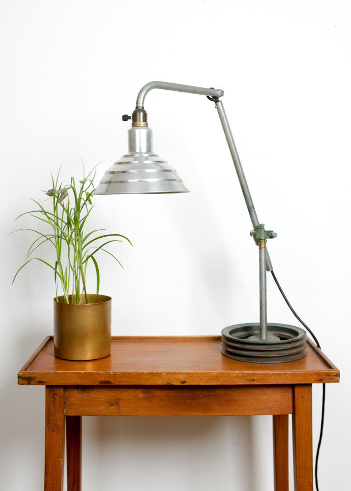 vintage desk lamp, France, Vintage, Vintage Finds - Six and Sons