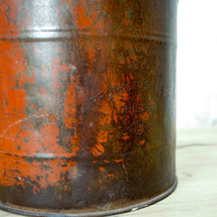 Vintage Red Jerrycan, Vintage, Vintage Finds - Six and Sons