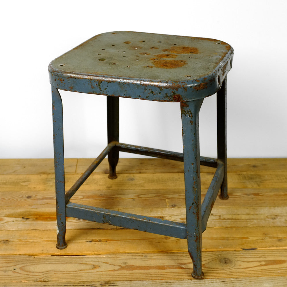 Vintage '30 Stool Lyon USA, Vintage, Vintage Finds - Six and Sons