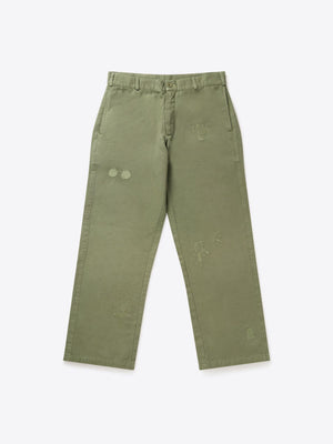 Dada Trousers Green