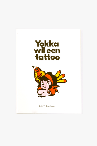 Yokka wil een tattoo, Books, dog days books - Six and Sons