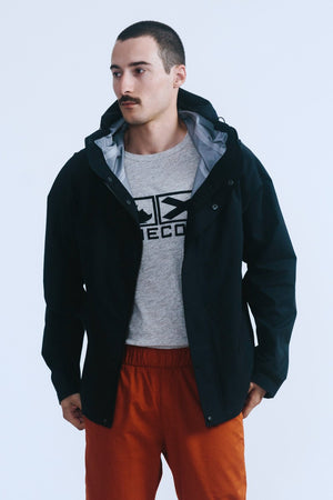 Zac Technical Waterproof Coat