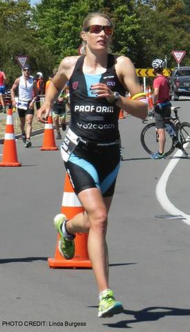 Candice Hammond - Ironman Triathlete