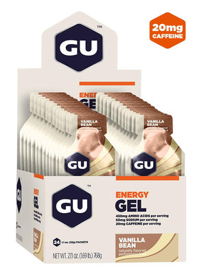 GU Energy Gel (Box of 24) - GU Energy New Zealand