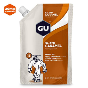 GU Energy Gel (15 Serve Packet) - GU Energy New Zealand