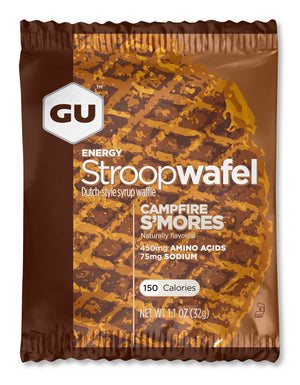 GU ENERGY STROOPWAFEL - SINGLES (Best By) - GU Energy New Zealand
