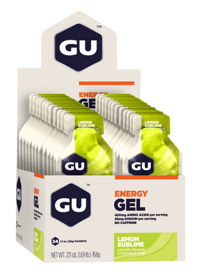 Gu Energy Gel (Box of 24) Best Before - GU Energy New Zealand