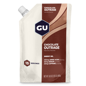 Gu Energy Gel (15 Serve Pkt) (Best By) Triberry & Choc Outrage