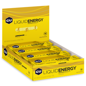 GU Liquid Energy (12 Pkt Box) - GU Energy New Zealand