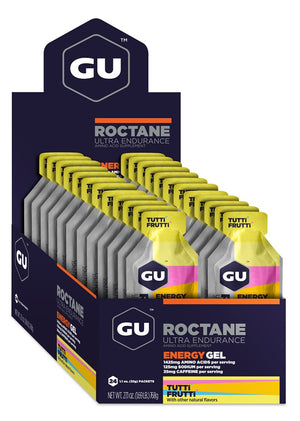 GU Roctane Energy Gel - Box of 24