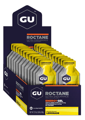 GU Roctane Gel (Box of 24)- Best Before - GU Energy New Zealand