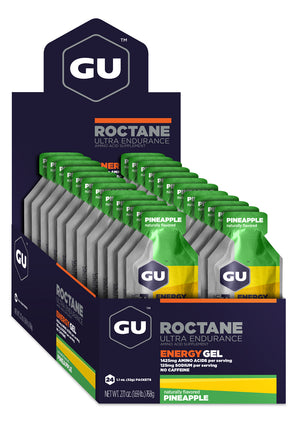 GU Roctane Energy Gel - Box of 24 (Best By) - GU Energy New Zealand
