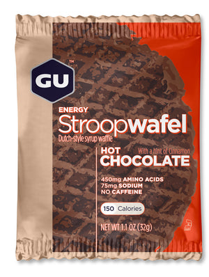 GU ENERGY STROOPWAFEL - SINGLES (Best By)