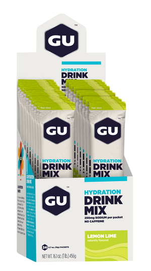 GU Hydration Drink Mix - Box of 24