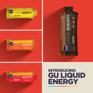 GU Liquid Energy (24 Pkt Box) - GU Energy New Zealand