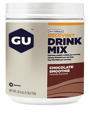 GU Recovery Drink Mix - Chocolate Smoothie