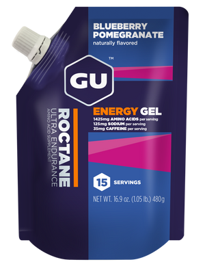 GU ROCTANE ENERGY GEL - 15 Serve Packs