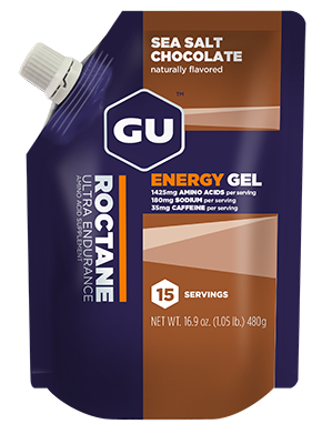 GU Energy Gel - Sea Salt Chocolate