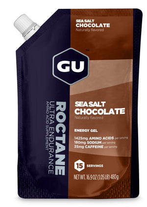 GU ROCTANE ENERGY GEL - 15 Serve Packs (Best By) - GU Energy New Zealand