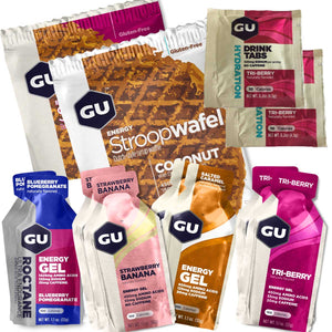 GU Energy Sample Pack Gluten Free - GU Energy New Zealand