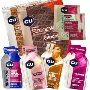GU Energy Sample Pack - GU Energy New Zealand