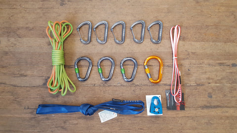 Standard Crevasse Rescue Kit